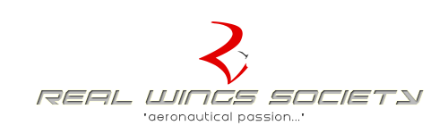 Real Wings Society Logo